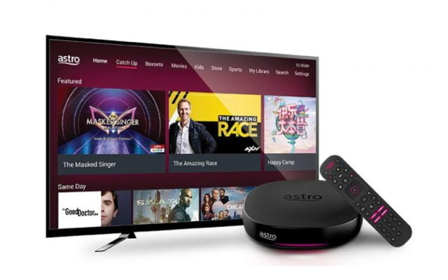 Astro Connected HD Box