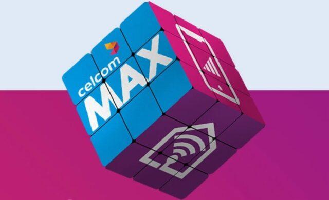 Celcom MAX