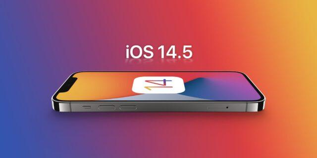 Apple iOS 14-5