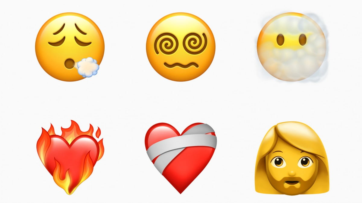 Apple iOS 14-5 new emoji