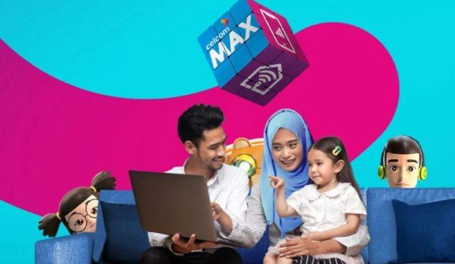 Celcom MAX Baharu