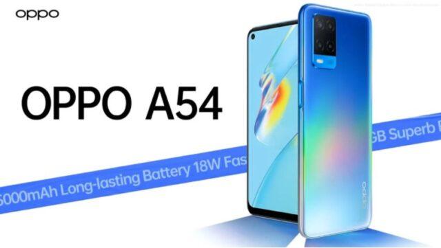 OPPO A54 Malaysia