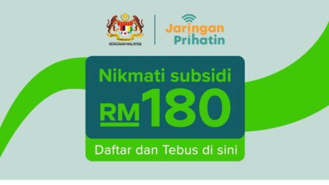 Subsidi Jaringan Prihatin Maxis
