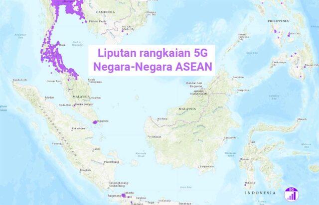 Liputan 5G Malaysia